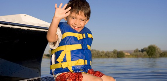 Child Boating Safety