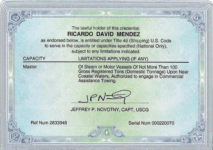 captain-ricardo-mendez-license